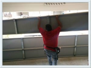 garage door maintenance service Webster